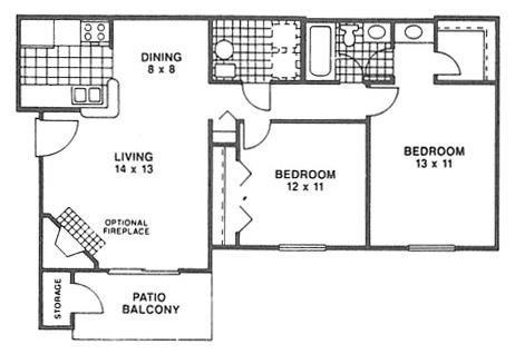 The Belmont Stakes Floor Plan 3