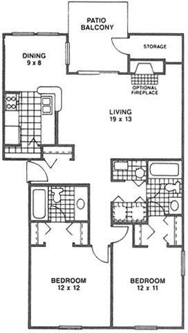 The Triple Crown Floor Plan 5