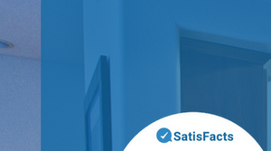 Image of Our Kitchens with a Satisfacts Resident Satisfaction banner