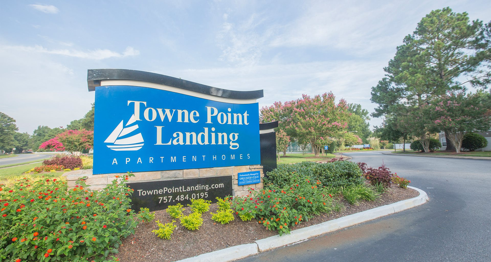 Towne Point Landing Apartments In Portsmouth Va