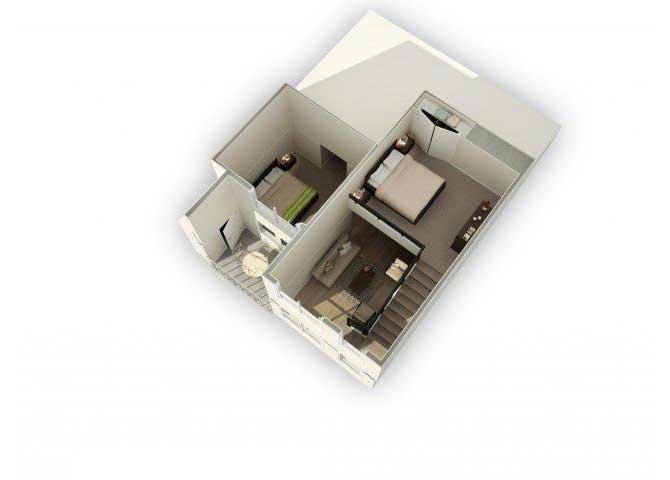 A1 - M floor plan.