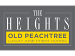Heights Old Peachtree Property Logo 0