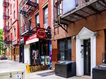 128 Saint Mark's Place Studio Apartment for Rent Photo Gallery 1