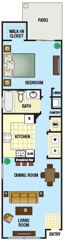 Orchid Floor Plan 1