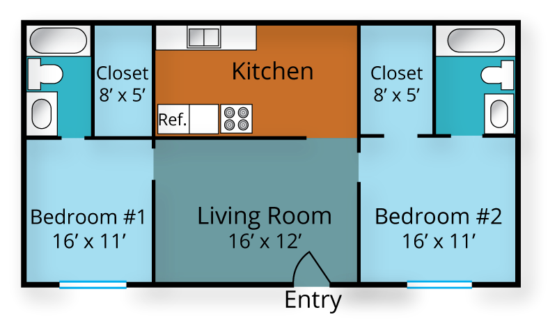 Apartments in Stephenville