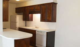 Kitchen of Apartments in Stephenville
