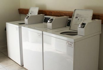 laundry; washer and dryer; Auburn Place Apartments in Stephenville TX
