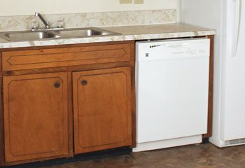 dishwasher; Auburn Place Apartments in Stephenville TX