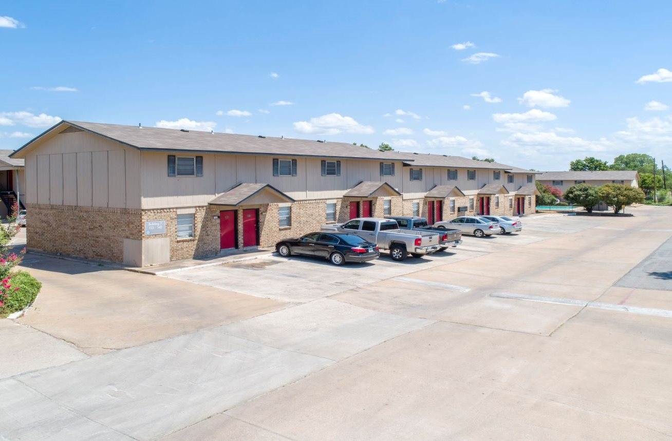 Auburn Place Apartments in Stephenville, TX