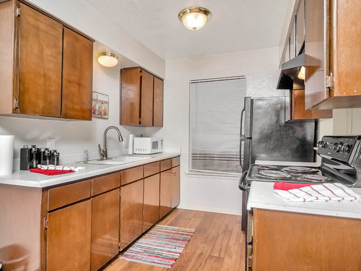 Apartments in Stephenville Kitchen 2