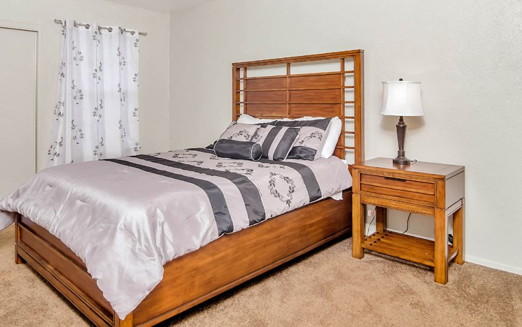 Apartments in Stephenville Master Bedroom