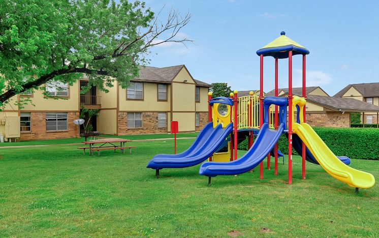 Apartments in Stephenville Playground