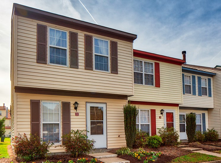 1, 2 & 3 Bedroom Townhomes  in Portsmouth VA