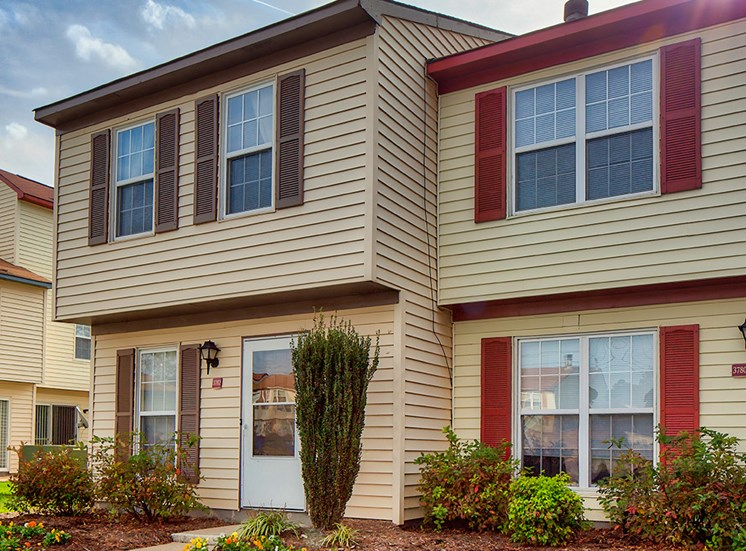 Pepperwood Townhomes for Rent in Portsmouth VA