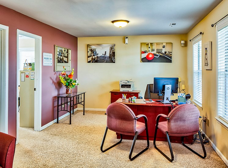 Pepperwood Townhomes Leasing Office