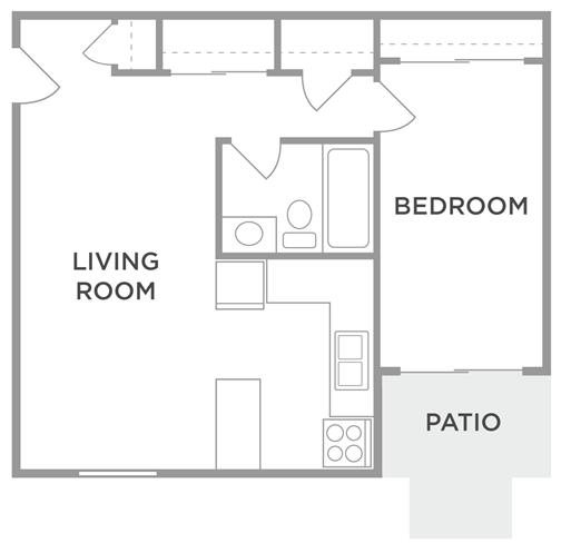 Kingston Square Apartments: Floor Plans Of Kingston Square