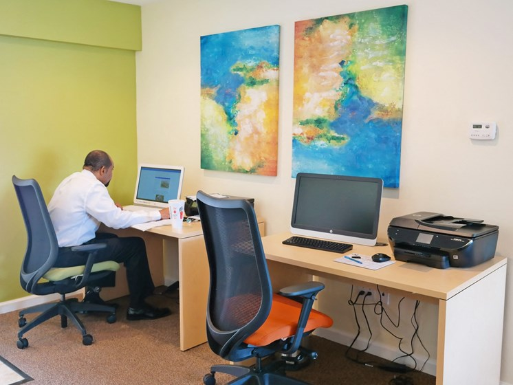 Working Center at Kingston Square Apartments, Indianapolis, IN