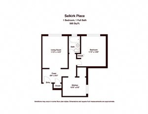 Selkirk Place (SP1A)