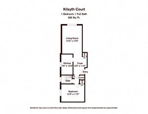 Kilsyth Court (KC1B)