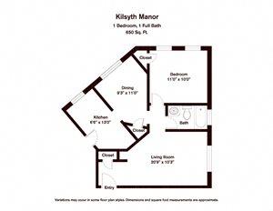 Kilsyth Manor (KM1A)