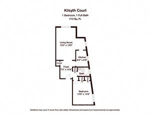 Kilsyth Court (KC1F)