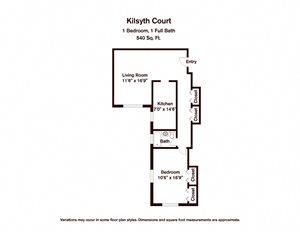Kilsyth Court (KC1D)