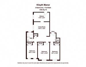 Kilsyth Manor (KM3A)