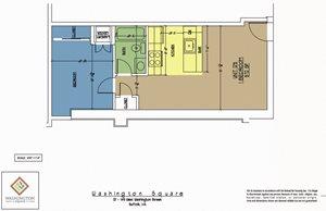 Washington Square Unit 129
