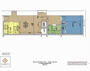 Washington Square Unit 202