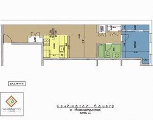Washington Square Unit 216