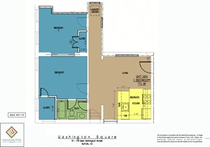 Washington Square Unit 204