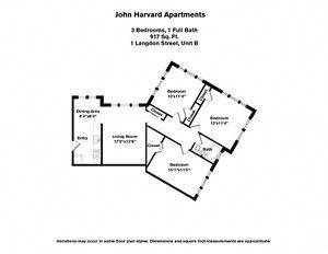 John Harvard - Various (LS3Z)