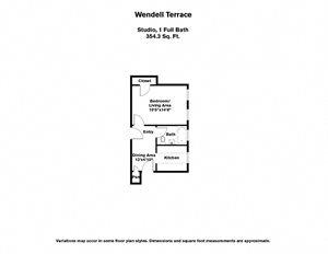 Wendell Terrace (WT0A)