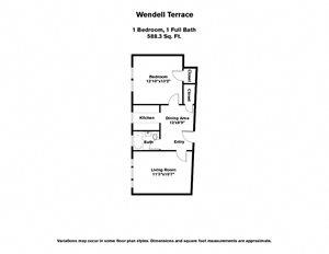 Wendell Terrace (WT1C)