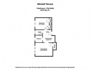 Wendell Terrace (WT1E)