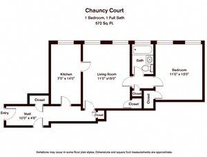 Chauncy Court (CC1L)
