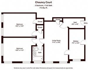 Chauncy Court (CC2A)