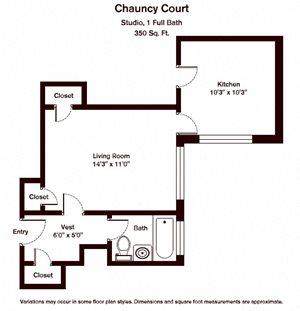 Chauncy Court (CC0B)