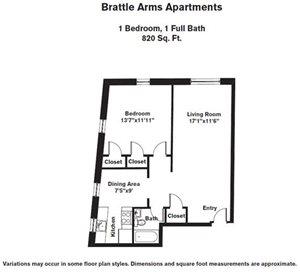 Brattle Arms (BA1C)