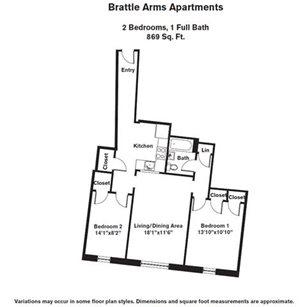 Brattle Arms (BA2D)