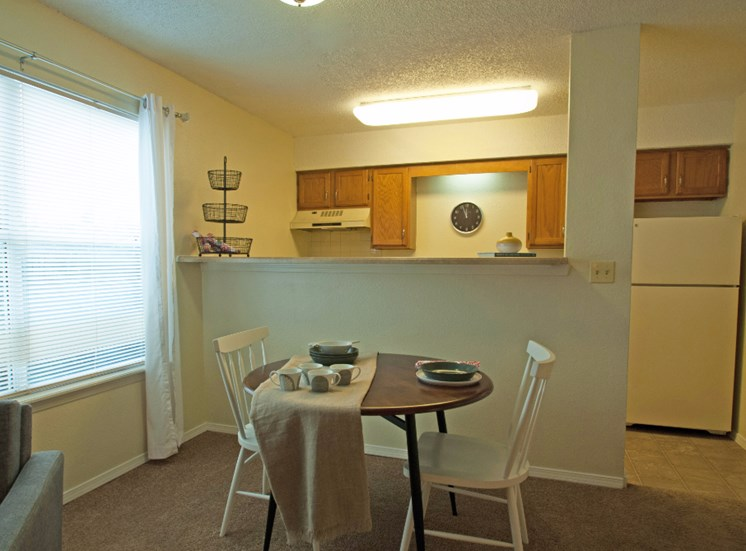 Kitchen and Dining Picture