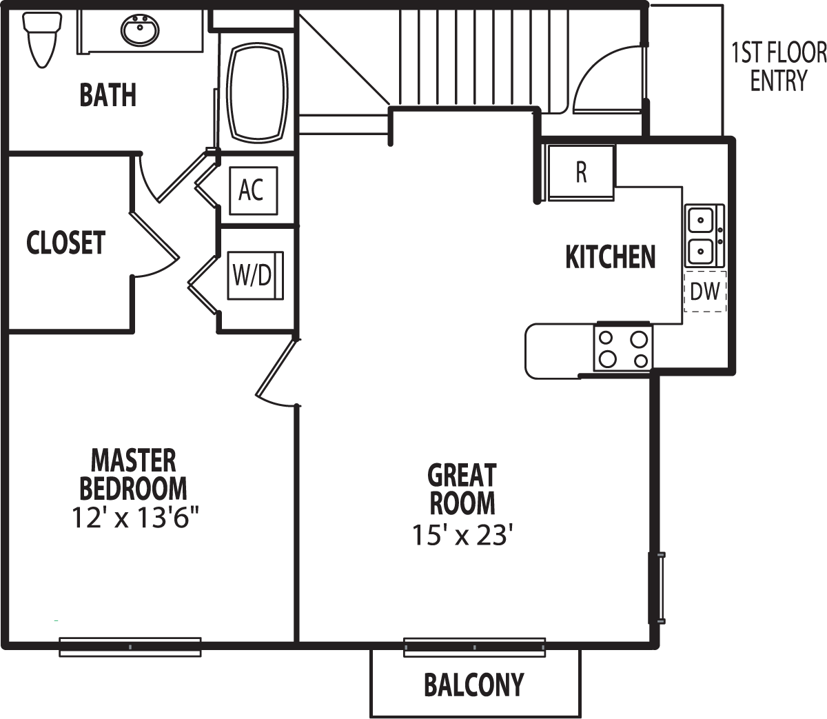 BAYHILL Upgrade Floor Plan 2