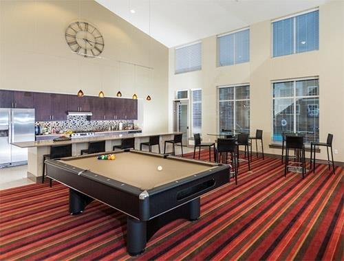 altia clubhouse at Altia Apartments, Lynnwood, WA,98037