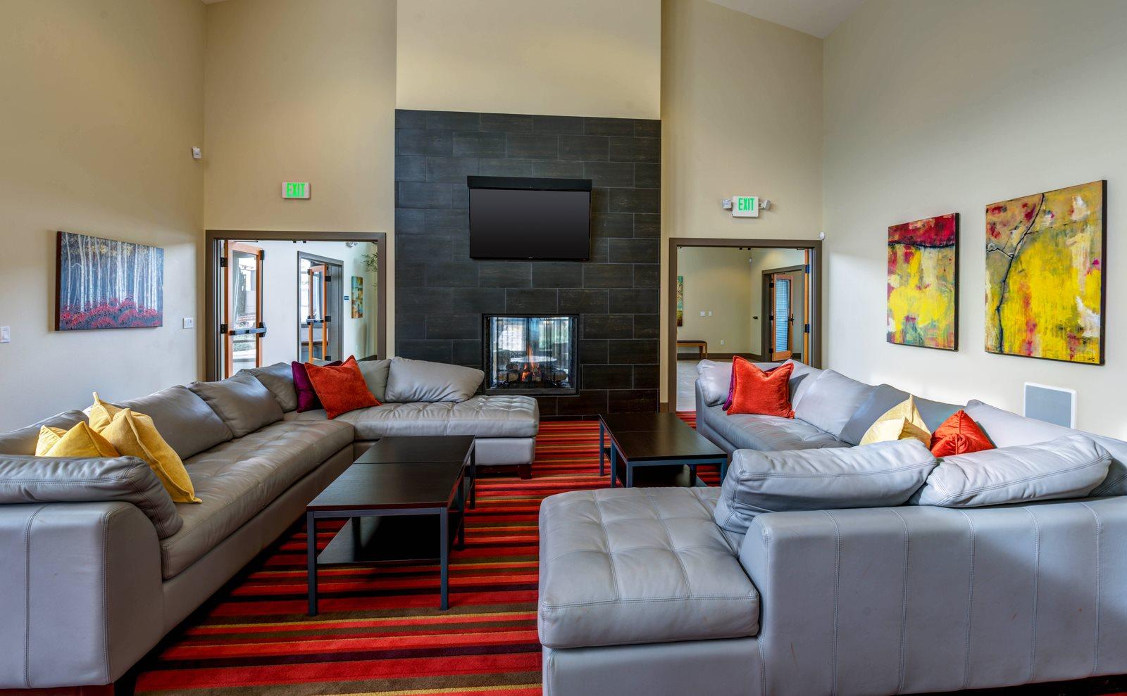 Lush Wall-to-Wall Carpeting Altia Apartments, Lynnwood, WA,98037