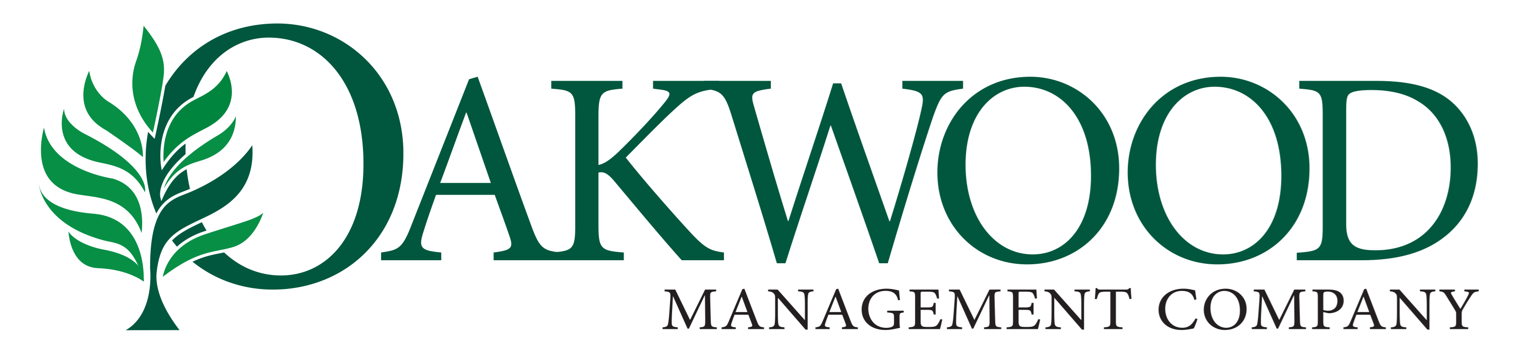 Oakwood Management Logo