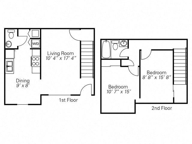 Captiva Floor Plan 1