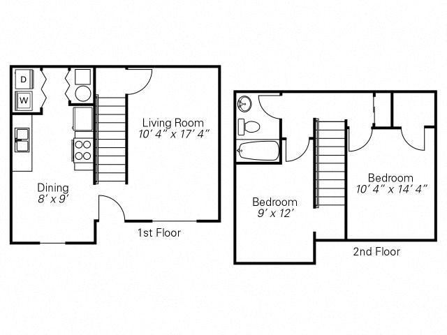 Sanibel Floor Plan 2