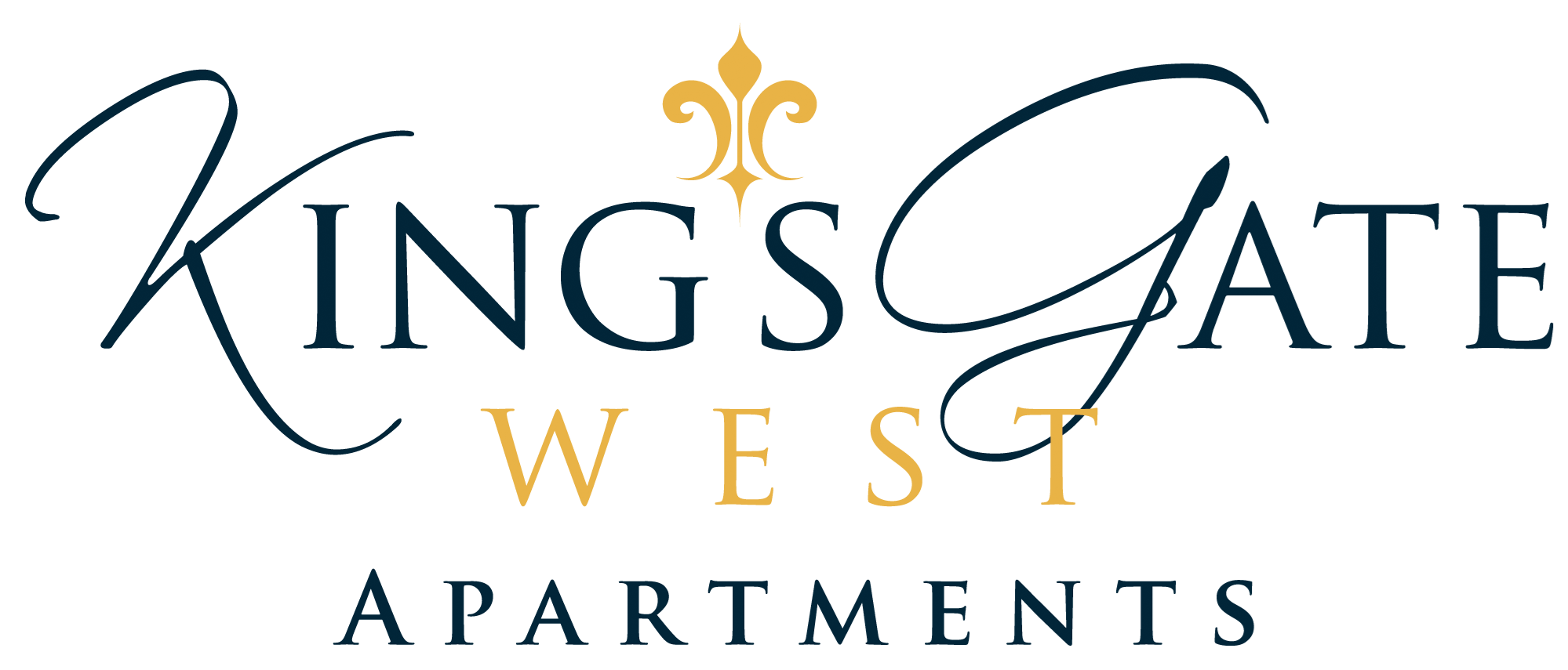 Kings Gate West Property Logo 50