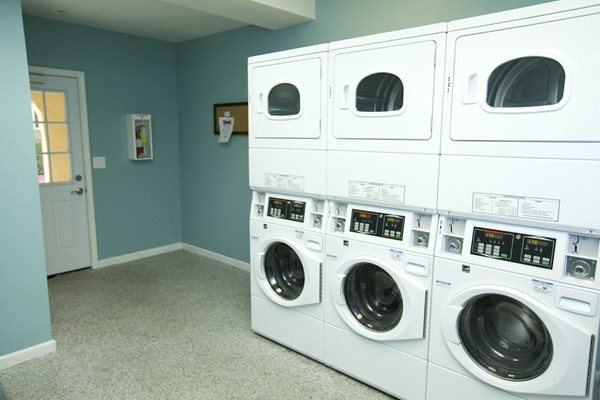 Left Side of Laundry Room