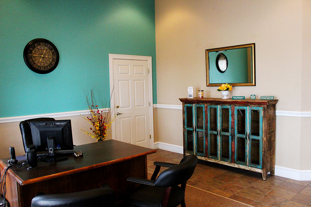 Office at Palo Duro Place in Amarillo TX